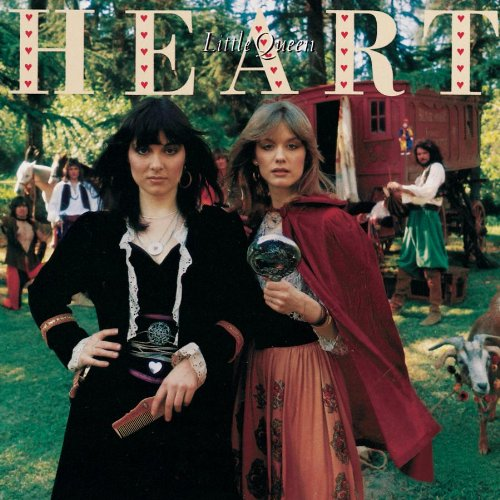 Heart little queen 76