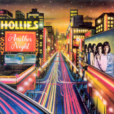 Hollies another night 1975
