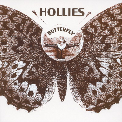 Hollies butterfly