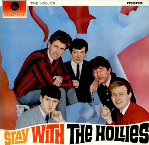 Hollies stay with the hollies mono