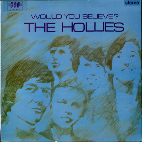 Hollies would you believe 1966