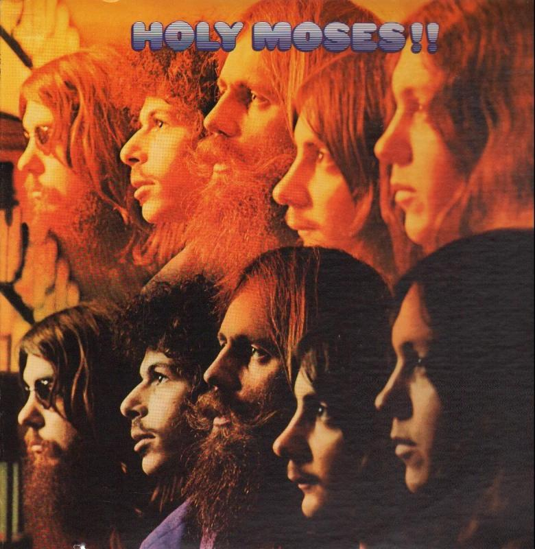 Holy moses lp