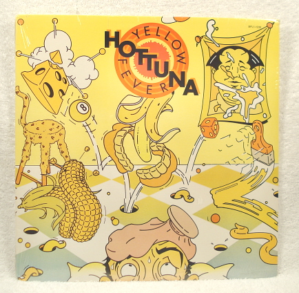 Hot tuna yellow fever