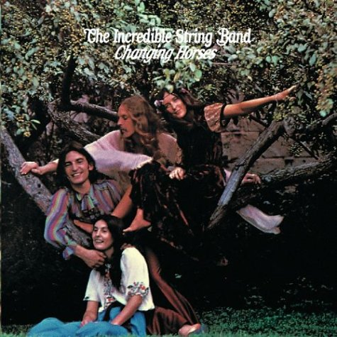 Incredible string band changing horses