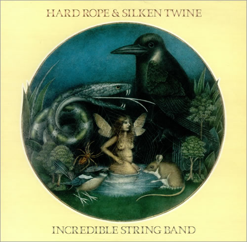Incredible string band hard rope silken twine