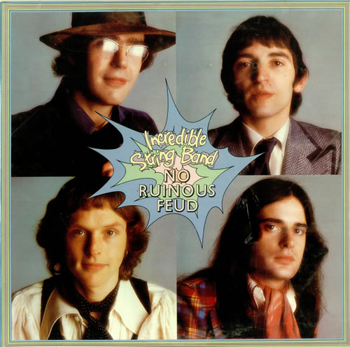 Incredible string band no ruinous feud