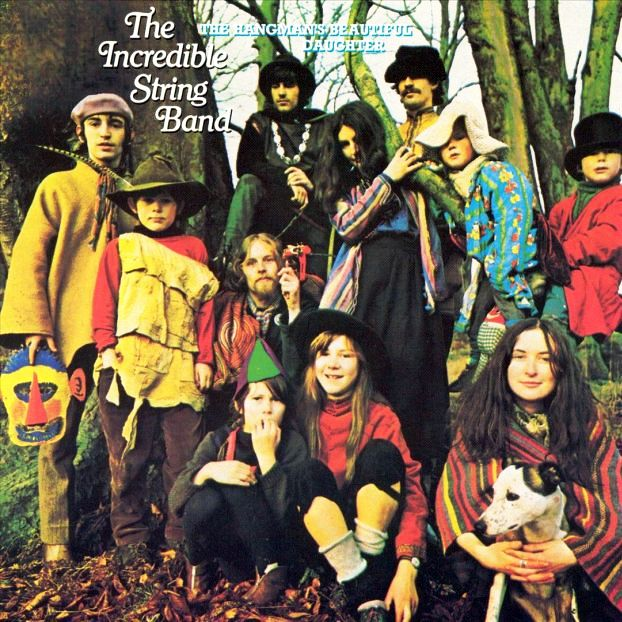 Incredible string band the hangman s beautiful daughter 1968