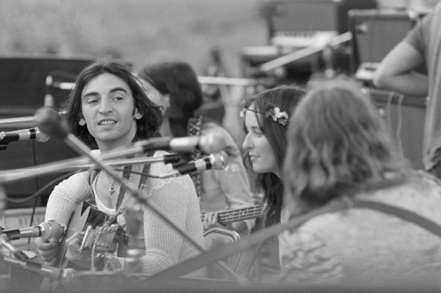 Incredible string band woodstock