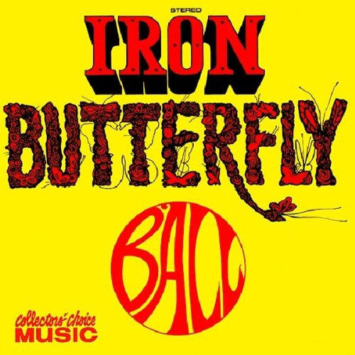 Iron butterfly ball