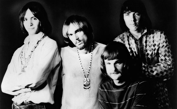 Iron butterfly band