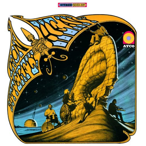 Iron butterfly heavy