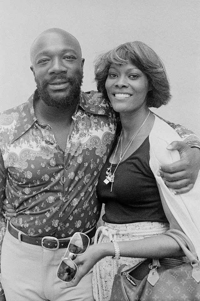 Isaac hayes dionne warwick