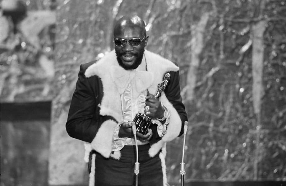 Isaac hayes grammy 72
