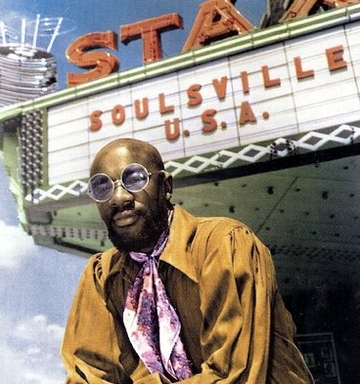 Isaac hayes stax