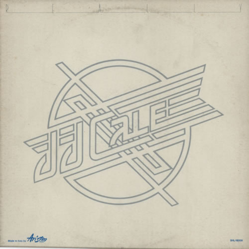J j cale really lp record 341750