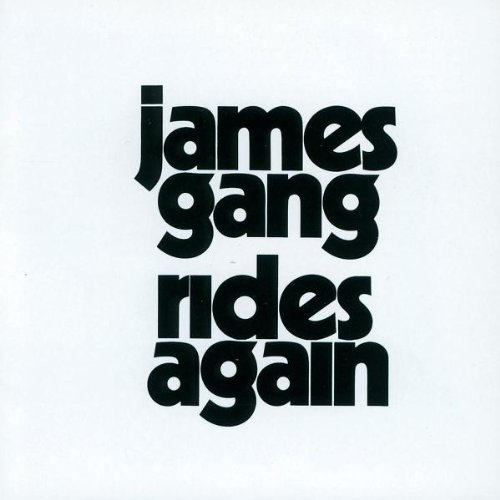 James gang rides again 1970