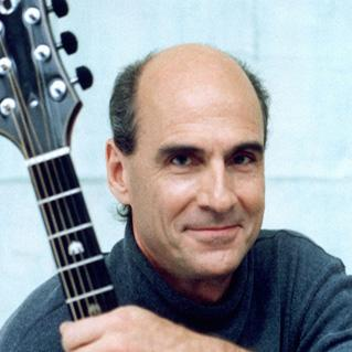 James taylor portrait