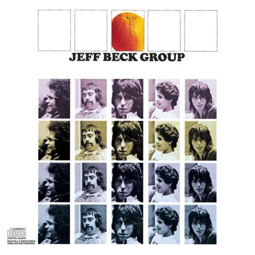 Jeff beck group lp 1972