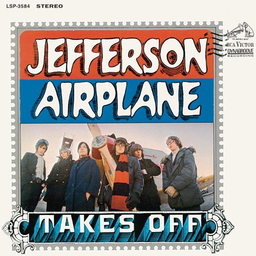 Jefferson airplane takes off 1