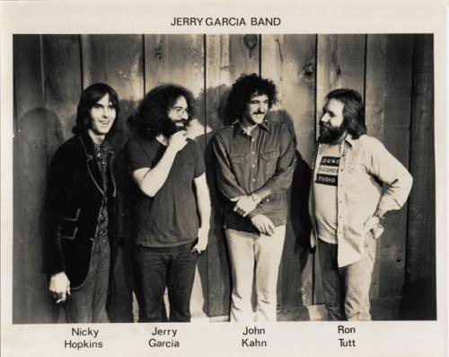 Jerry garcia band 1975