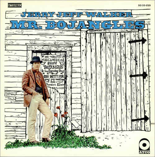 Jerry jeff walker mr bojangles