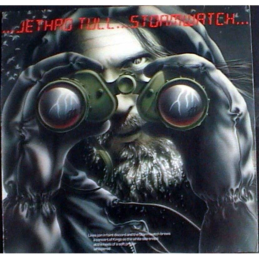 Jethro tull stormwatch