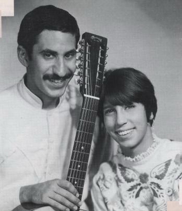Jim croce with ingrid