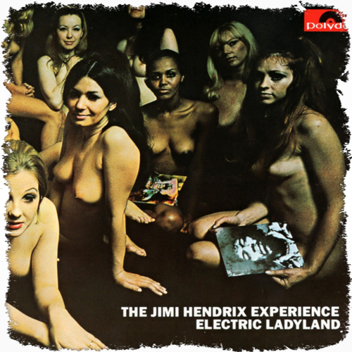 Jimi hendrix experience electric ladyland 68