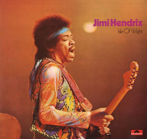 Jimi hezndrix isle of wight