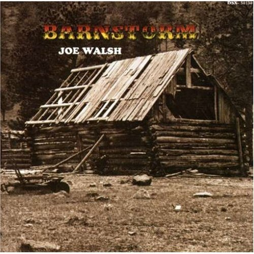 Joe walsh barnstorm