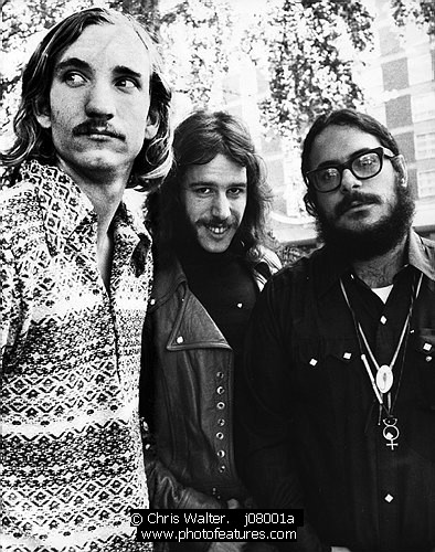Joe walsh james gang chris walter photo