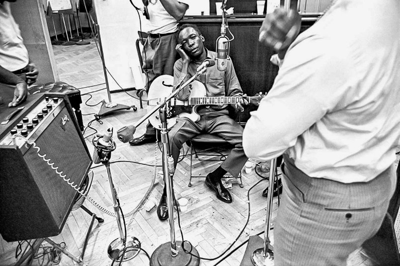 John lee hooker elliottlandy