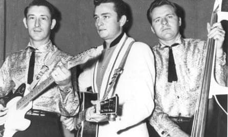 Johnny cash tennessee two