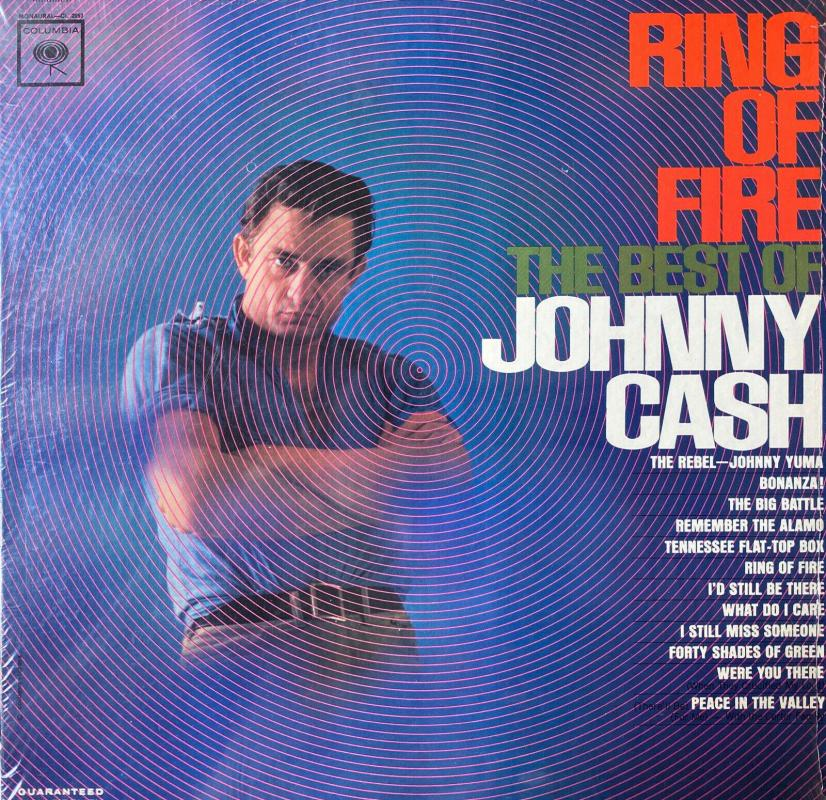 Johnny cash the ring of fire 1963