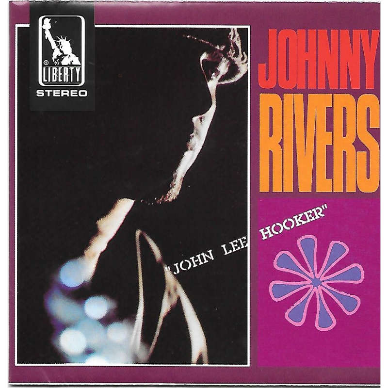 Johnny rivers john lee hooker