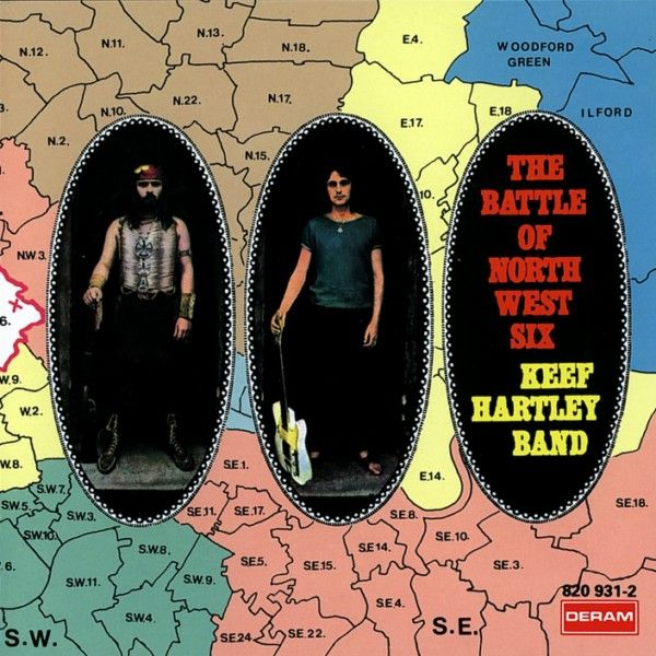 Keef hartley the battle