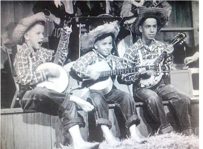 Kentucky colonels three little country boys 1954
