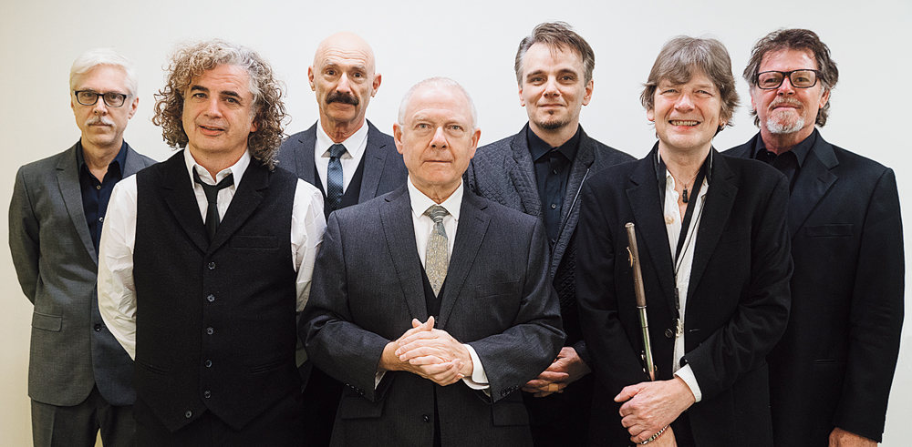 King crimson now