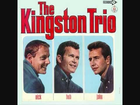 Kingston trio nic bob john