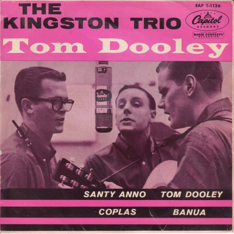 Kingston trio tom dooley capitol