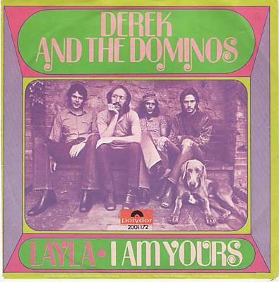Layla derek and the dominoes single 71