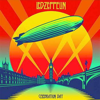 Led zeppelin celebration day 2012