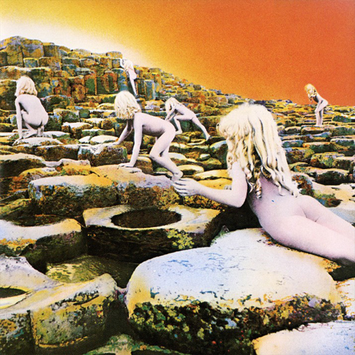 Led zeppelin houses of holy