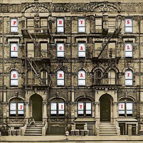 Led zeppelin physical graffiti 1