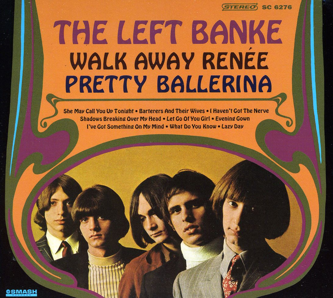 Left banke walk away pretty ballerina
