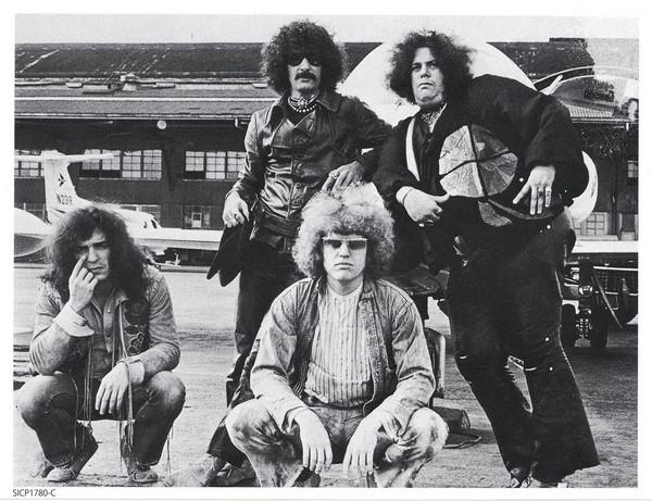 Leslie west mountain band