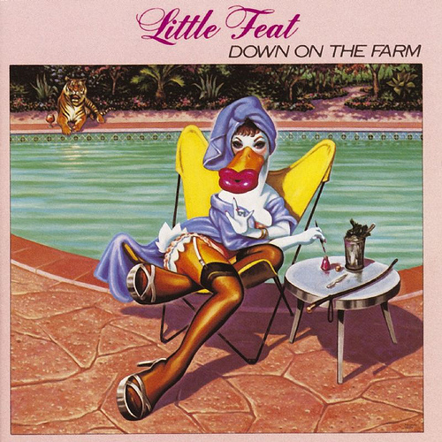 Little feat down