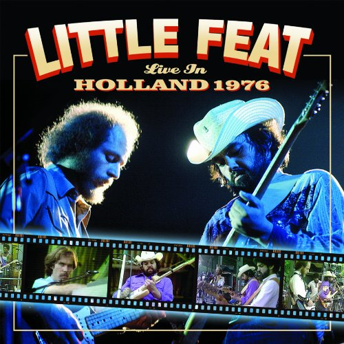 Little feat live in holland 76