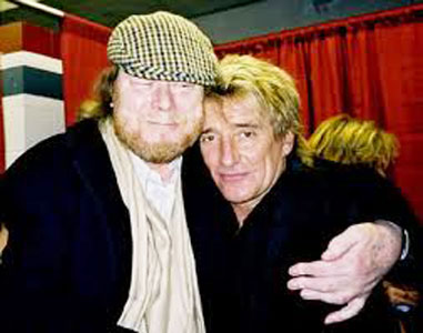 Long john baldry rod stewart now