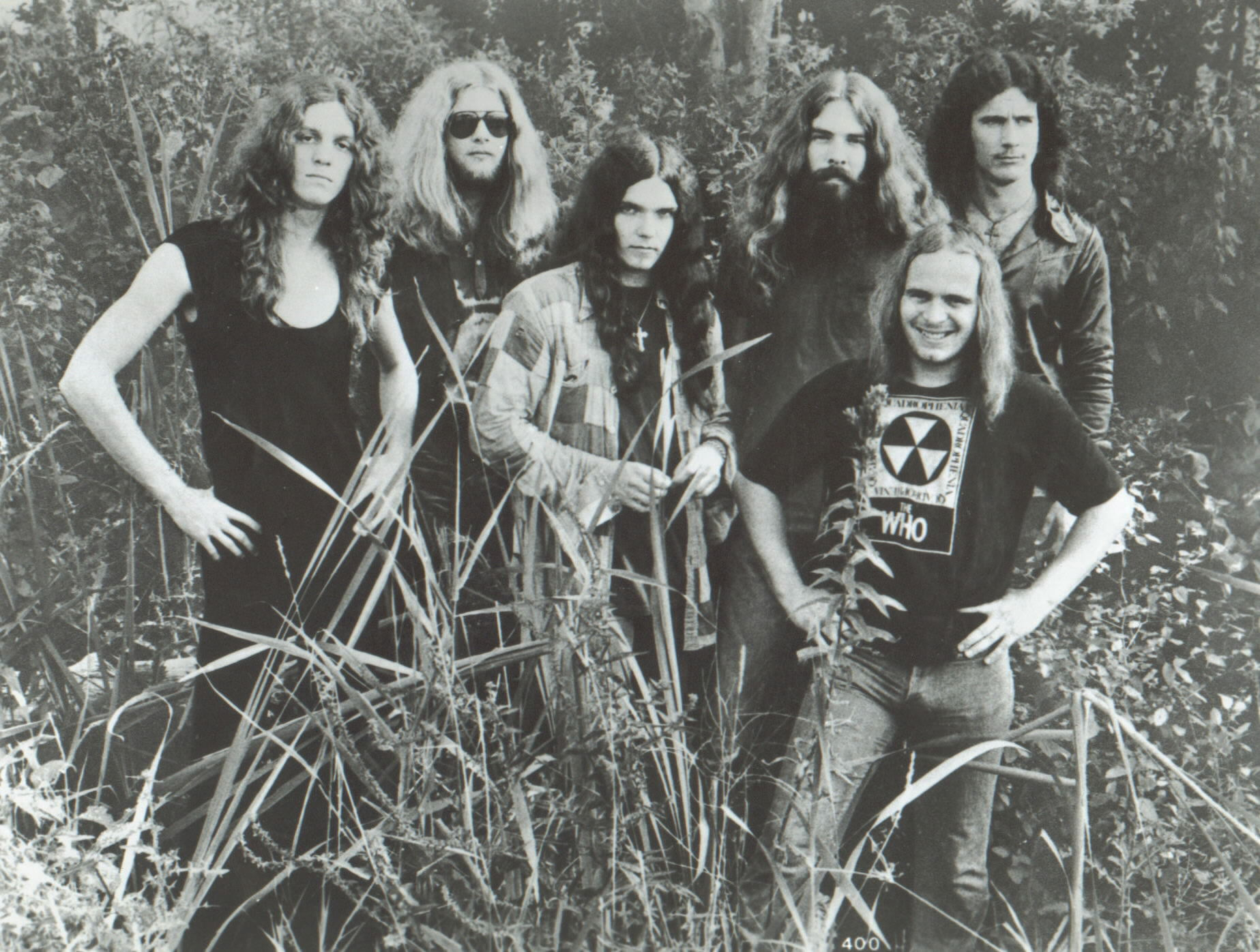 Lynyrd crash line up
